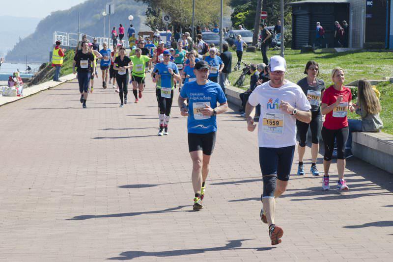 Sproščeni in polni energije na Istrski maraton