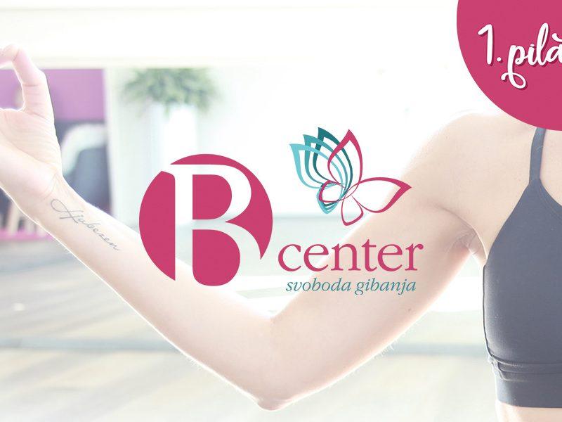 Danes je nov B center začetek