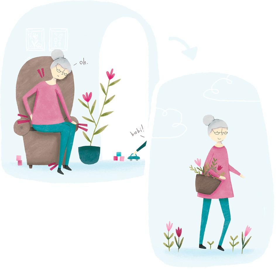 Vadba za starejše